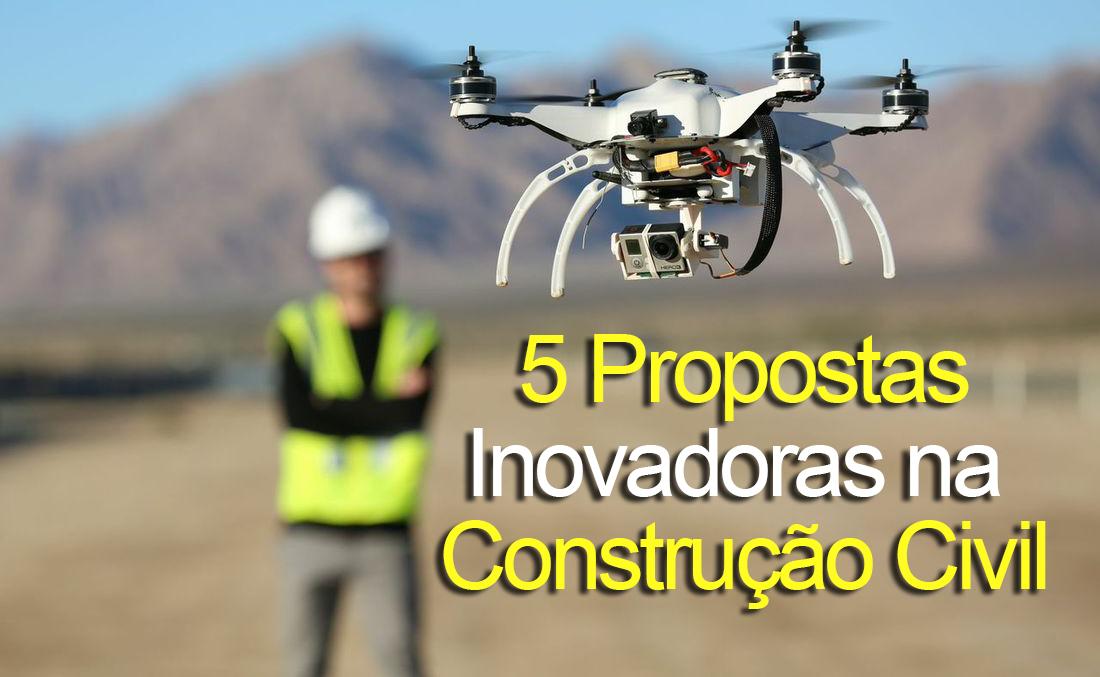 Conheça 5 propostas inovadoras na construção civil